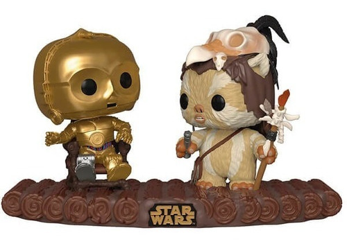 Funko Pop Encounter On Endor - Original Disney - Star Wars