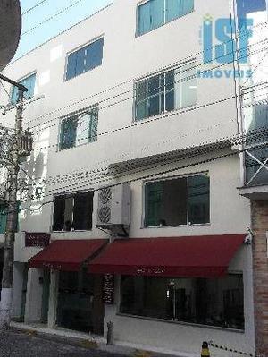 Sala Comercial Para Locação, Centro De Apoio Ii (alphaville), Santana De Parnaíba. - Sa0136