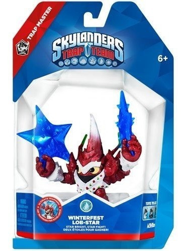 Skylanders Winterfest Lob-star Trap Team Ps4 Ps3 Xbox One 36