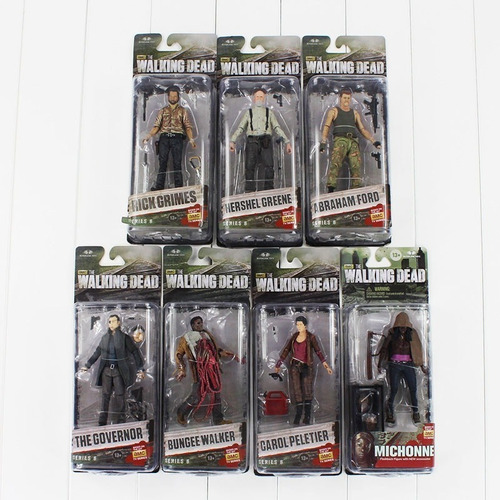 The Walking Dead - Figura De Colección Originales Amc