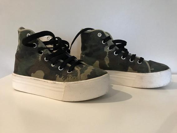 Zapatillas Militares Como Quieres...
