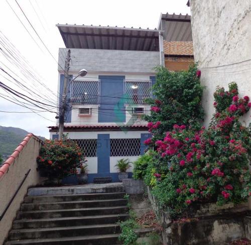 Imagem 1 de 15 de Casa De Vila-à Venda-engenho Novo-rio De Janeiro - C7847