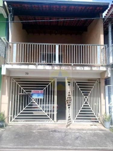 Casa Com 3 Dormitórios À Venda, 175 M² Por R$ 300.000,00 - Jardim Do Trevo - Atibaia/sp - Ca0053