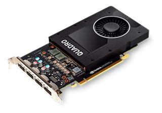 Placa De Video Pny Quadro P2000 5 Gb Gddr5 Render Profesional