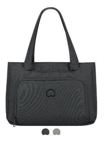 Cartera Shopping Bag Delsey Esplanade (gris)