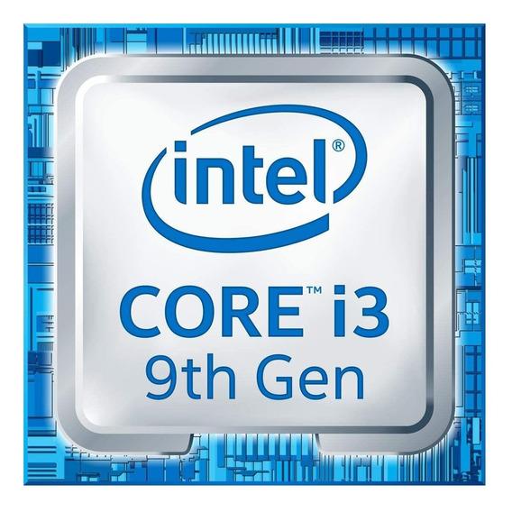 Procesador Intel Core i3-9100 BX80684I39100 de 4 núcleos y 4.2GHz de frecuencia con gráfica integrada