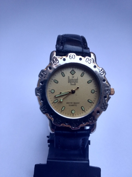 Relógio Dumont Saab Quartz