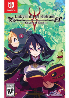 Labyrinth Of Refrain: Coven Of Dusk Nintendo Switch - S001