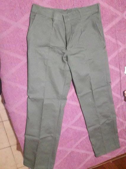 Pantalon Ombu Verde