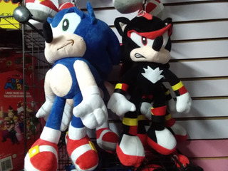 Sonic Peluches Disney Tamaños 35 Cm