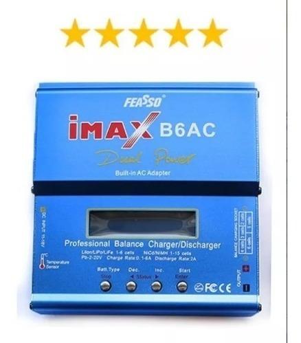 Carregador Imaxb6 Ac Feasso 12 Meses De Garantia