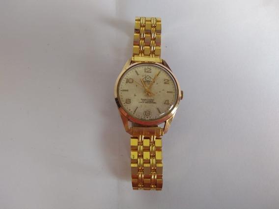 Relógio De Pulso Mondaine De Luxe Ancre 17rubis
