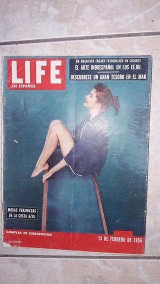 Revista Life En Espanol 13 De Febrero De 1956