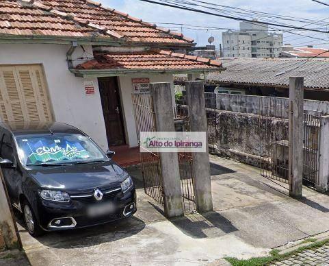 Imagem 1 de 1 de Terreno À Venda, M2  Por  Sacomã - São Paulo/sp - Te0007