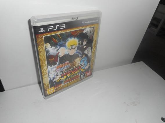 Naruto Shippuden Ultimate Ninja Storm3 Full Burst Ps3 Física
