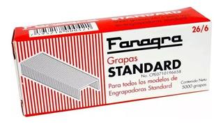 Grapas Corrugadas Fanagra Y Lisas