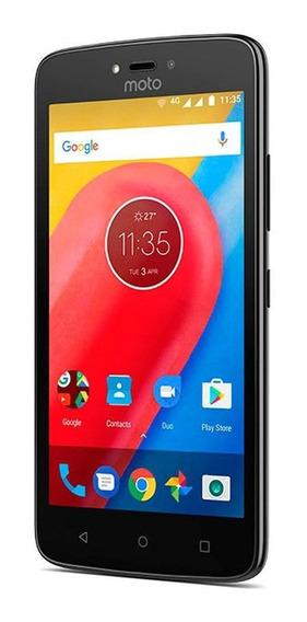 Celular Motorola Moto C 8gb Negro 4g 2517