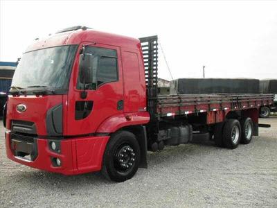 Ford Cargo 2428 Carroceria Truck.