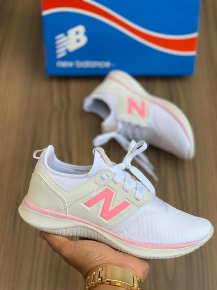 Tênis New Balance 247 Feminino Promoção Brinde