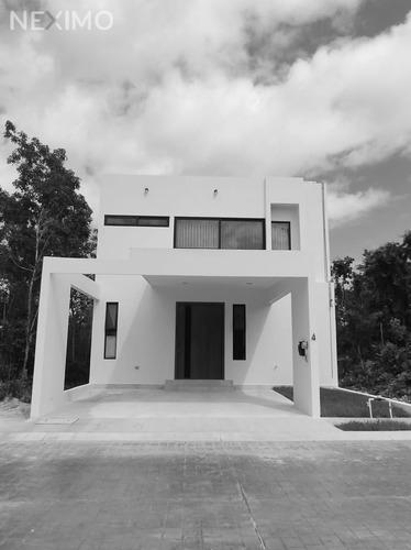 Imagen 1 de 25 de En Renta De Casa En Residencial Rio, Benito Juarez, Quintana Roo
