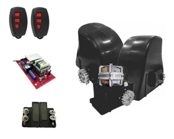 Automatizador Portão Deslizante 1/4 Omegasat Peccinin Nice