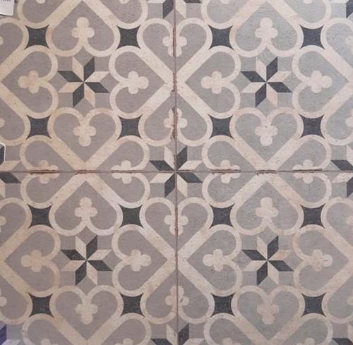 Porcelanato Antideslizante Calcareo Clover 58x58 San Lorenzo