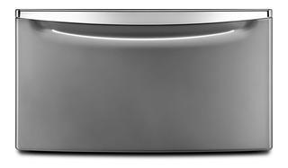 Pedestal 38 Cm Cajón Almacenaje Silver Xhpc-155xl Whirlpool