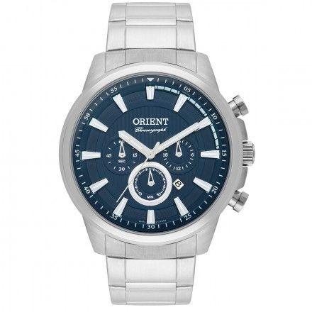 Relógio Orient Masculino Cronógrafo Mbssc156 D1sx