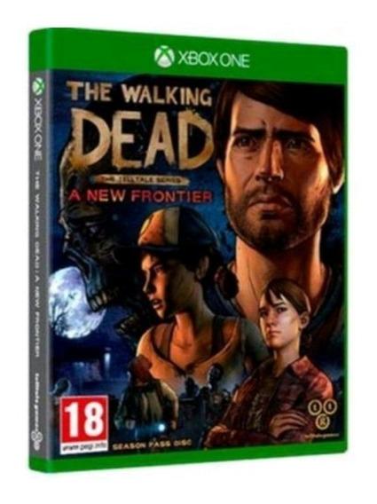 The Walking Dead A New Frontier Mídia Física Lacrado Ptbr