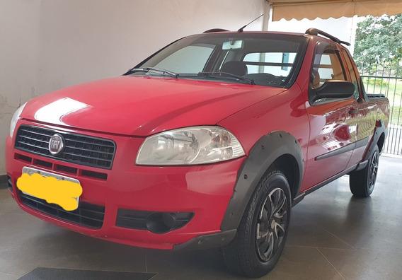 Fiat Strada 1.4 Working Ce Flex 2p 2011