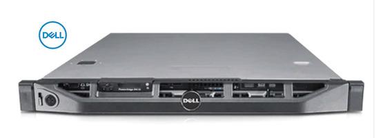 Servidor Dell Poweredge R310 1u - Xeon E3430 32gb Hd 2tb
