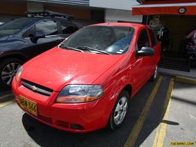 Chevrolet Aveo L Mt 1600cc Aa
