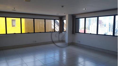 Imagem 1 de 15 de Sala Para Alugar, 46 M² Por R$ 2.007,00/mês - Centro - Santo André/sp - Sa0730