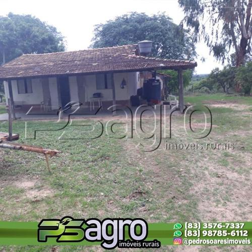 Imagem 1 de 27 de Fazenda À Venda, 14000000 M² Por R$ 7.000.000,00 - Setor Central - Bonfinópolis/go - Fa0154