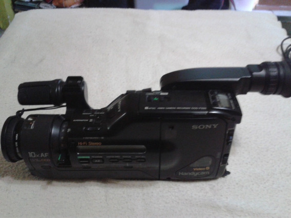 Video Camara Profesional Sony