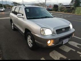 Hyundai Santa Fe Full Extras