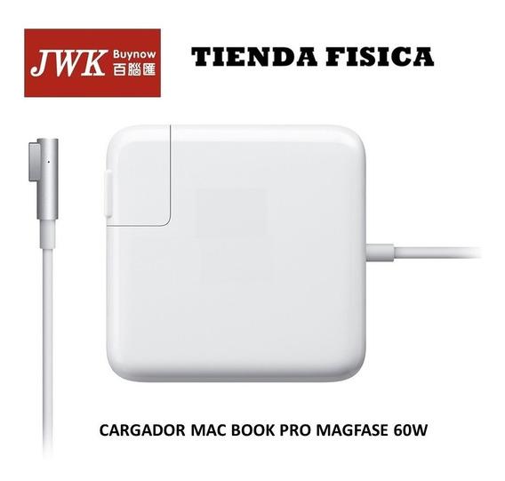 Cargador Macbook Pro Magsafe 60w Tipo L Jwk