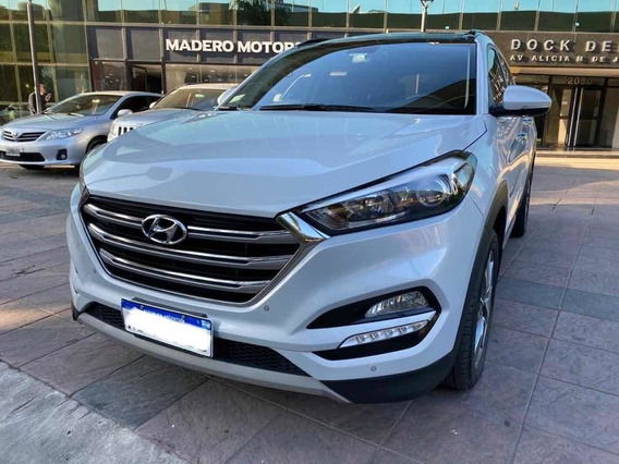 Hyundai Tucson 1.6 Tgdi Tct 2017