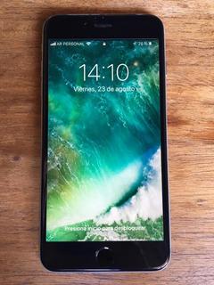 iPhone 6 Plus 128 Gb 4g Lte. Excelente Estado