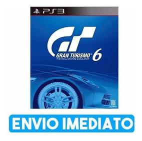Gran Turismo 6 Ps3 Cod Psn Envio Na Hora