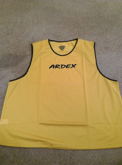 Camiseta Deportiva Para Box Color Mostaza