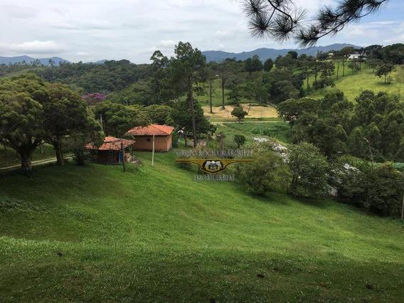 Sítio Com 11 Dormitórios À Venda, 174000 M² Por R$ 4.200.000,00 - Morro Grande - Nazaré Paulista/sp - Si0001