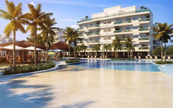 3 Quartos Em Condomínio Resort - 380
