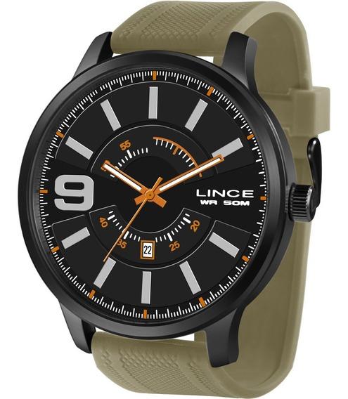 Relógio Lince Masculino Original Garantia Nota Mrph095sp2ex