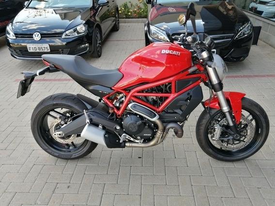 Ducati - 797 Monster - 2019