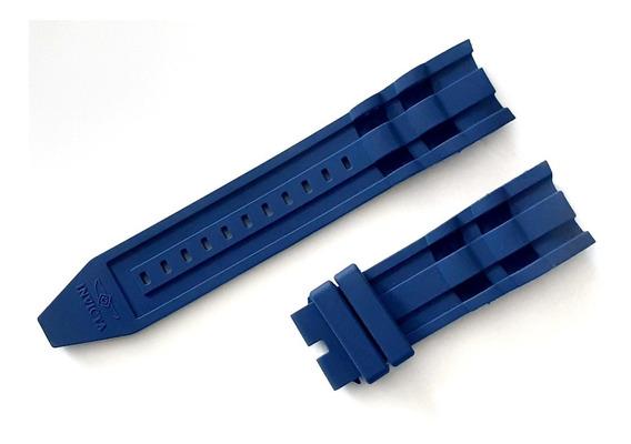Pulseira Para Relógio Invicta Pro Diver - Azul - Nova!