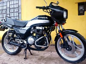 Honda Cb 450 E