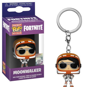 Llavero Funko Pop Fortnite Moonwalker