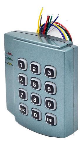 Control Acceso Autonomo Pin Y Tarjetas Acp11e