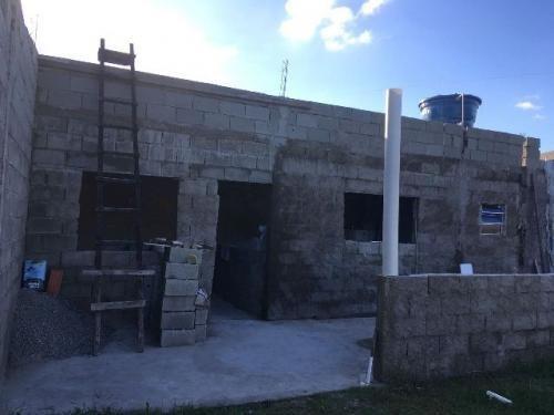 Imagem 1 de 9 de Casa Semi-acabada Com 1 Dormitório. Itanhaém/sp 4079pc
